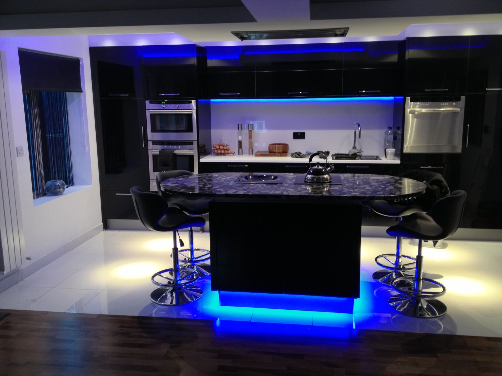Led Strip Lights Kitchen